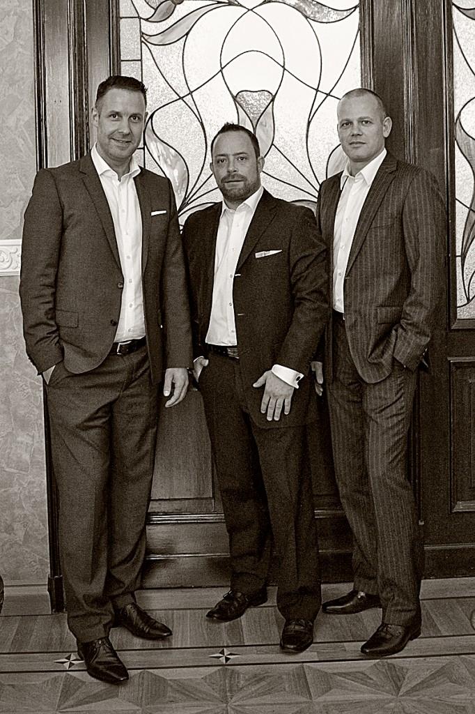 Das Team der Freebird Unternehmsens- und Wirtschaftsberatung aus Magdeburg